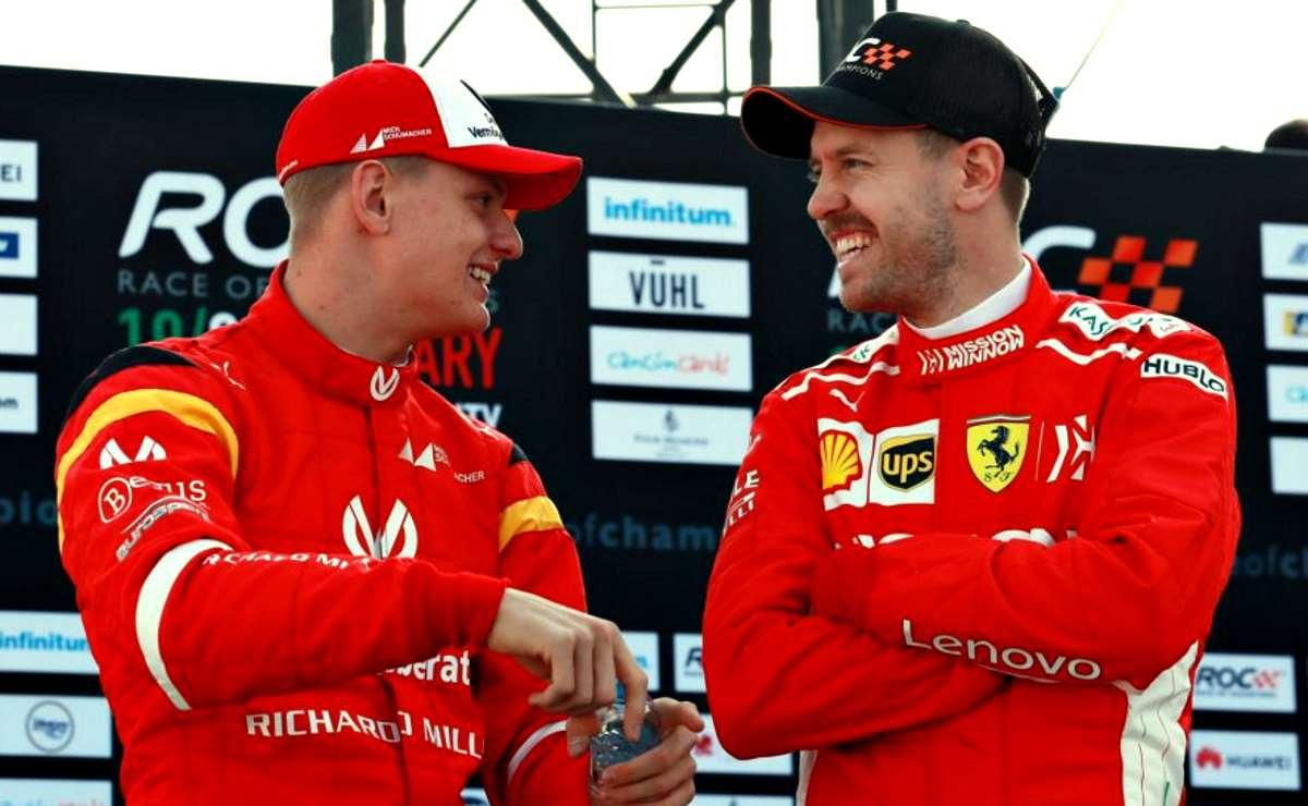 Mick Schumacher, e solo lui, nella Ferrari Driver Academy dal 2019