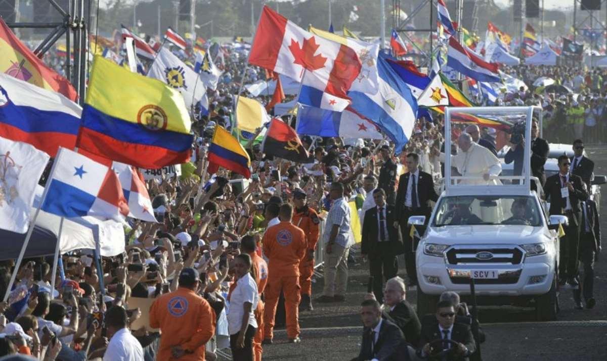 La giornata conclusiva della GMG a Panama. Prossimo appuntamento nel 2022 a Lisbona