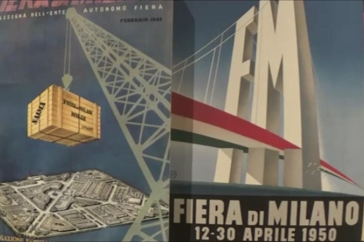 Prospettiva. Viaggio negli archivi di Fondazione Fiera Milano. Ultimo giorno 20 gennaio 2019
