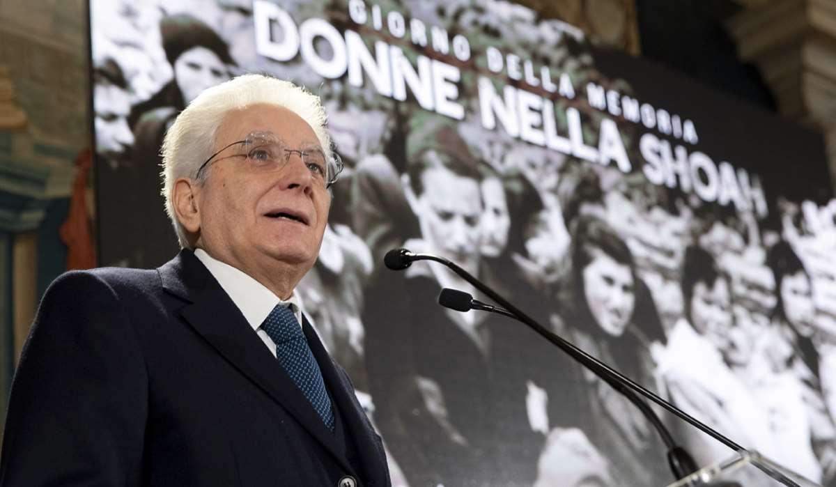 I timori espressi da Mattarella in occasione della celebrazione del Giorno della Memoria