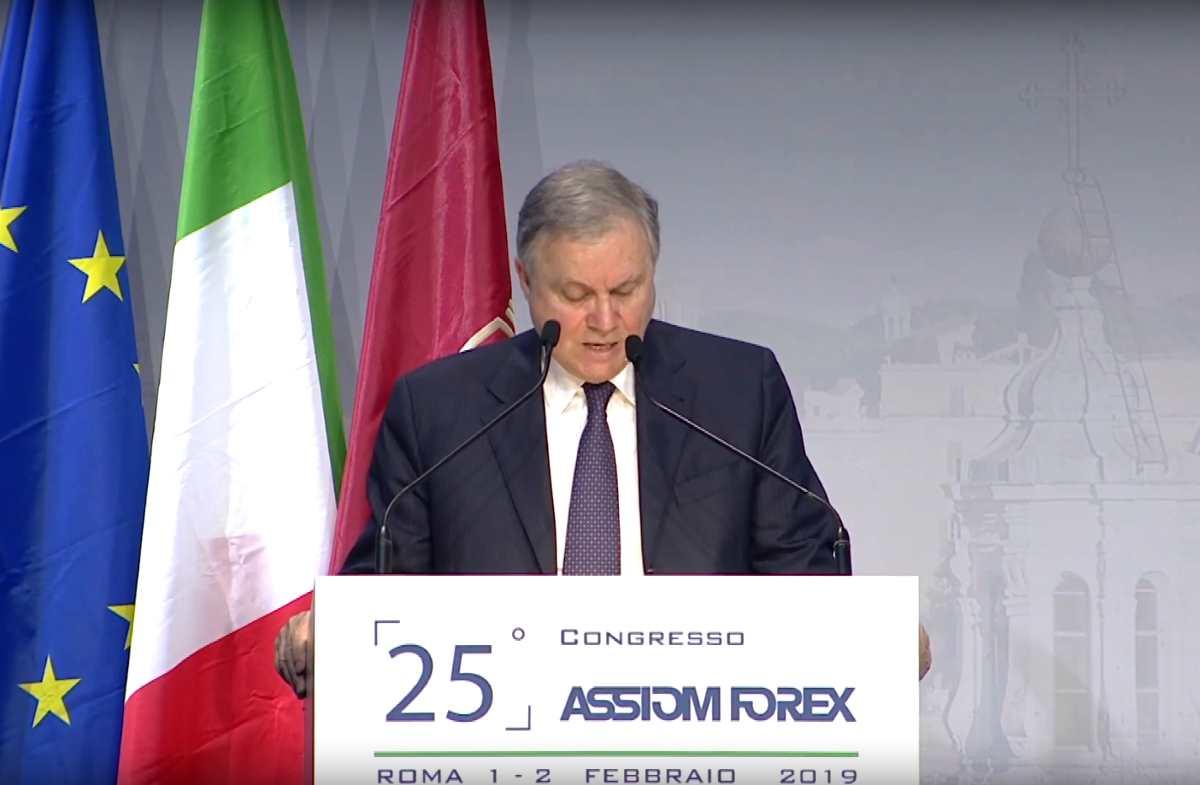 Visco risponde all'ottimismo di Conte ricordandogli con i numeri le condizioni reali dell'Italia