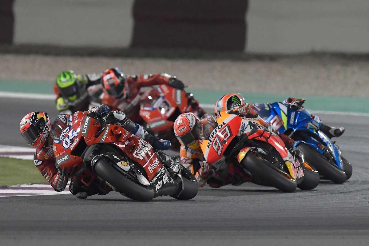 La soddisfazione della Ducati dopo la sentenza della FIM e le speranze dei suoi piloti per il GP d'Argentina