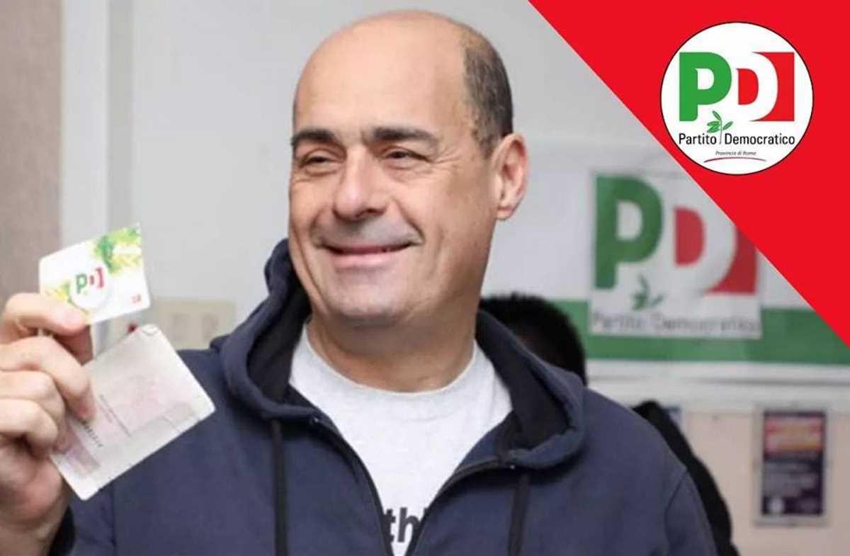 Zingaretti stravince le primarie e diventa il nuovo segretario del Pd
