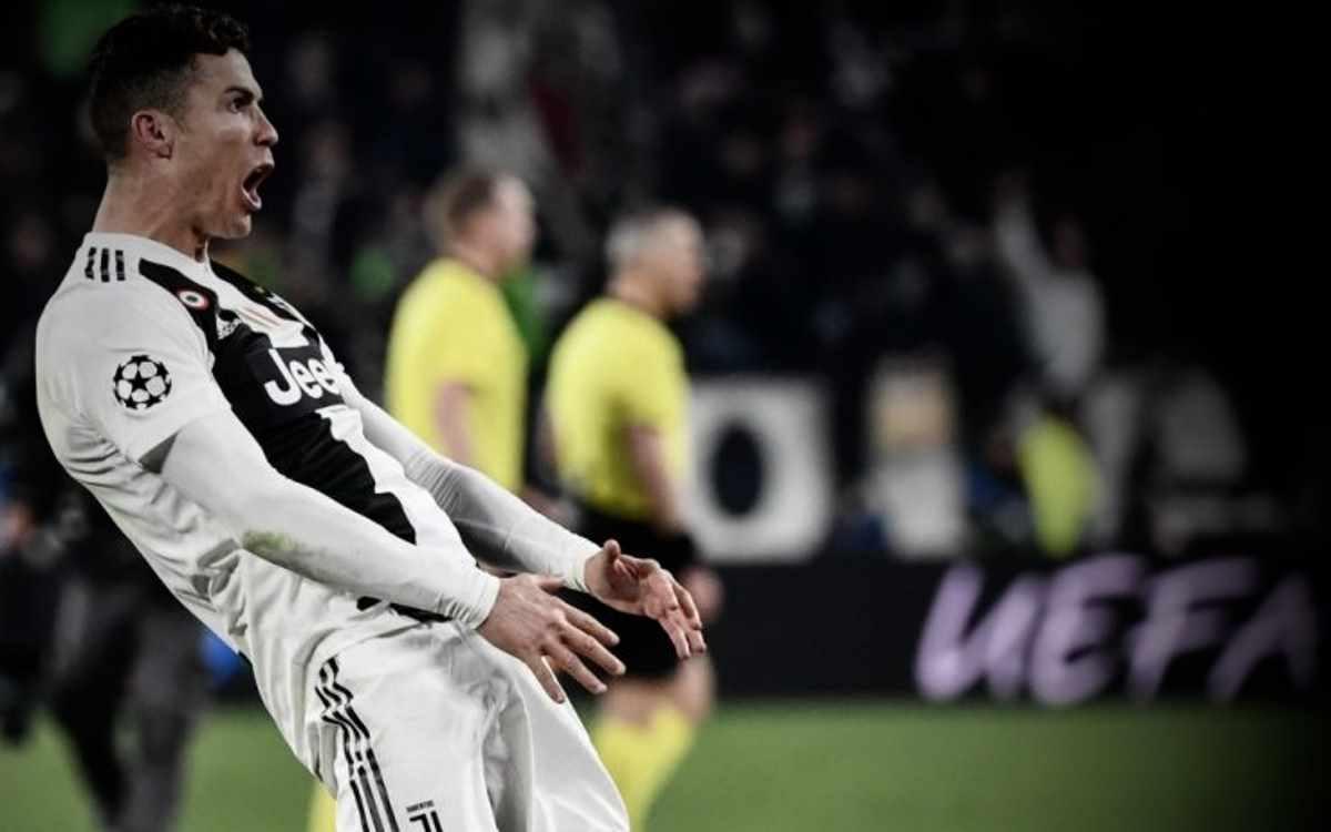 Solo una multa a Ronaldo per l'esultanza a fine gara dopo Juventus-Atletico Madrid