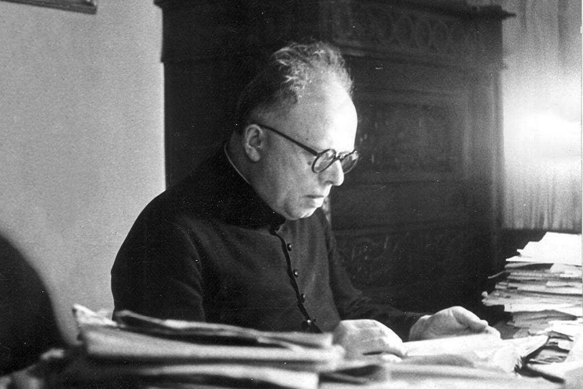 60 anni dalla morte di don Primo Mazzolari, prete partigiano