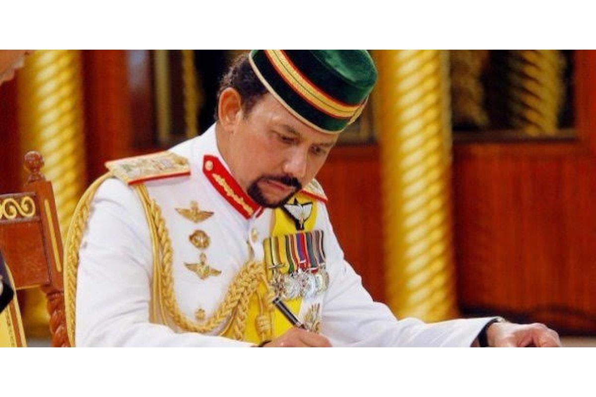 L'Europa condanna l'omofobia di Stato del Brunei