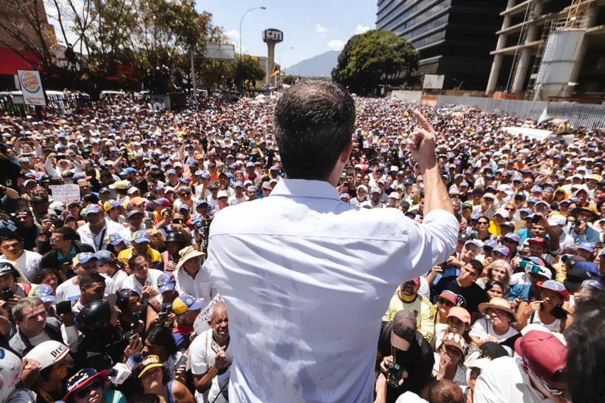 Venezuela, nulla di cambiato nel Paese dopo le manifestazioni del 6 aprile