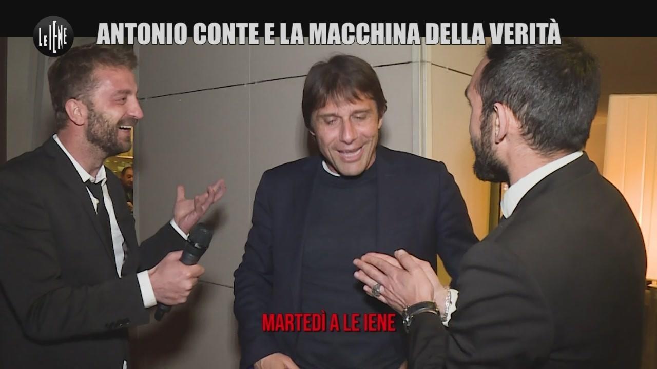 Antonio Conte dà i numeri