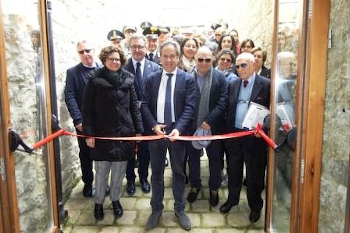 """Apre i battenti il museo civico etnoantropologico """"Gaetano Messineo"""" a Petralia Soprana"""