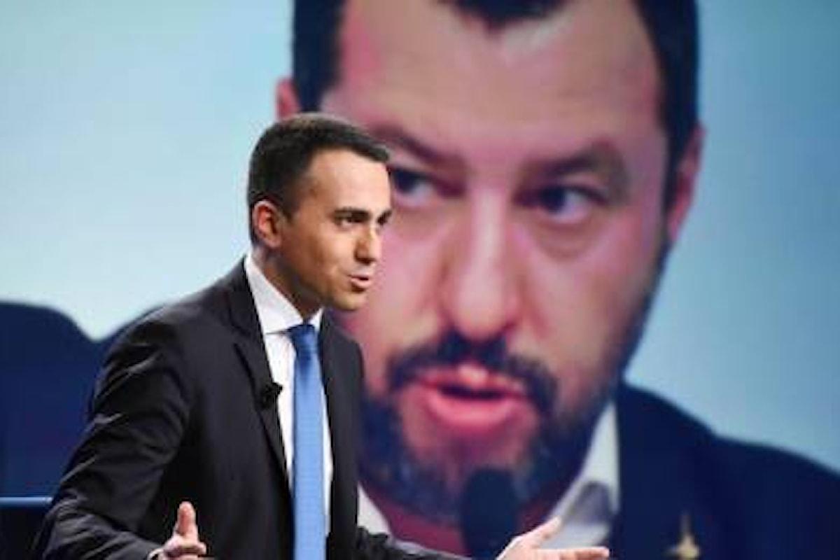 Droga si, droga no, è scontro tra Salvini e Di Maio, il Governo traballa