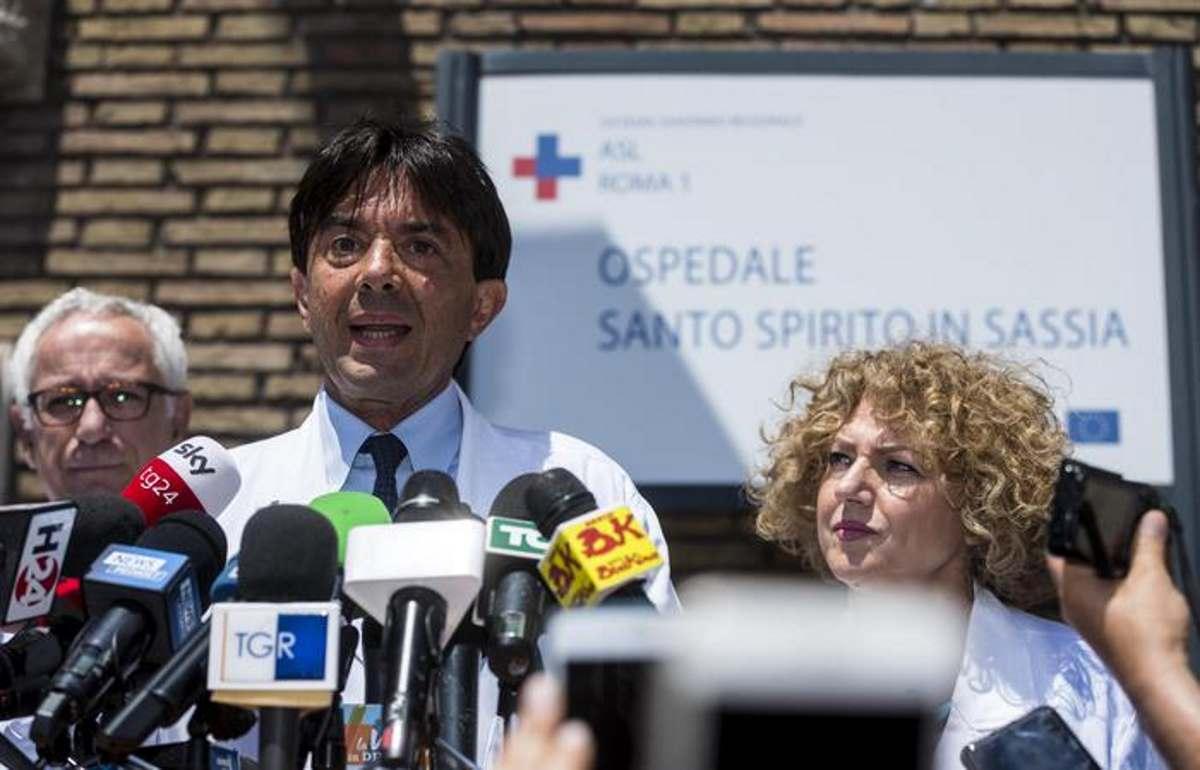 Le condizioni cliniche di Andrea Camilleri, mercoledì ore 12
