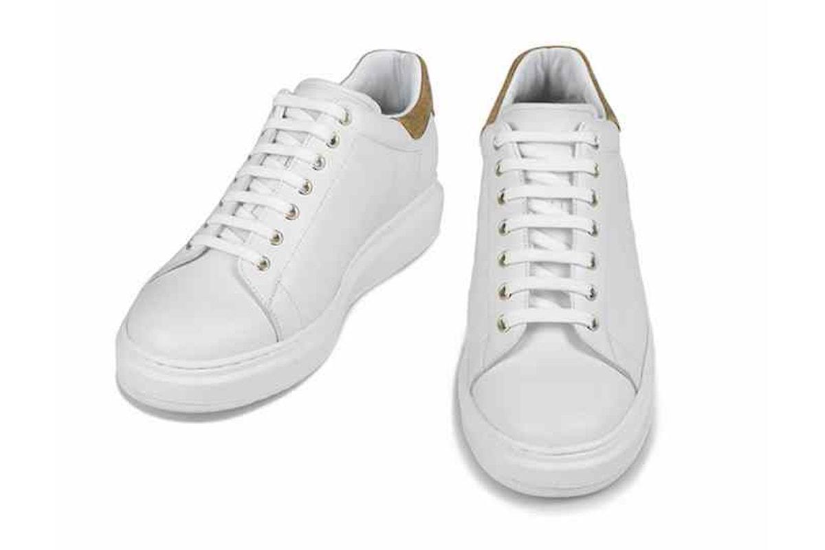 GuidoMaggi lancia la nuova capsule collection dedicata alle Chunky sneakers, le calzature più cool con il rialzo discreto