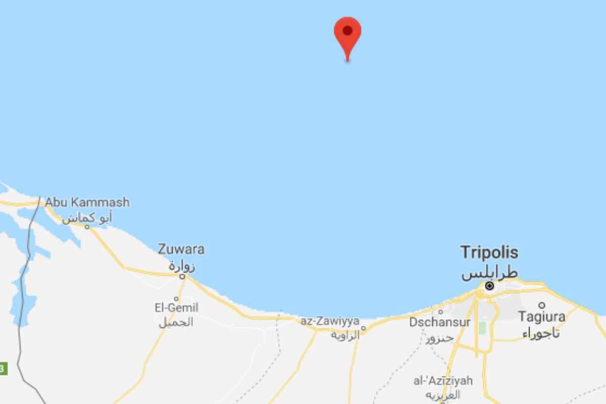 12 giugno, Sea-Watch salva 52 migranti davanti alle coste libiche