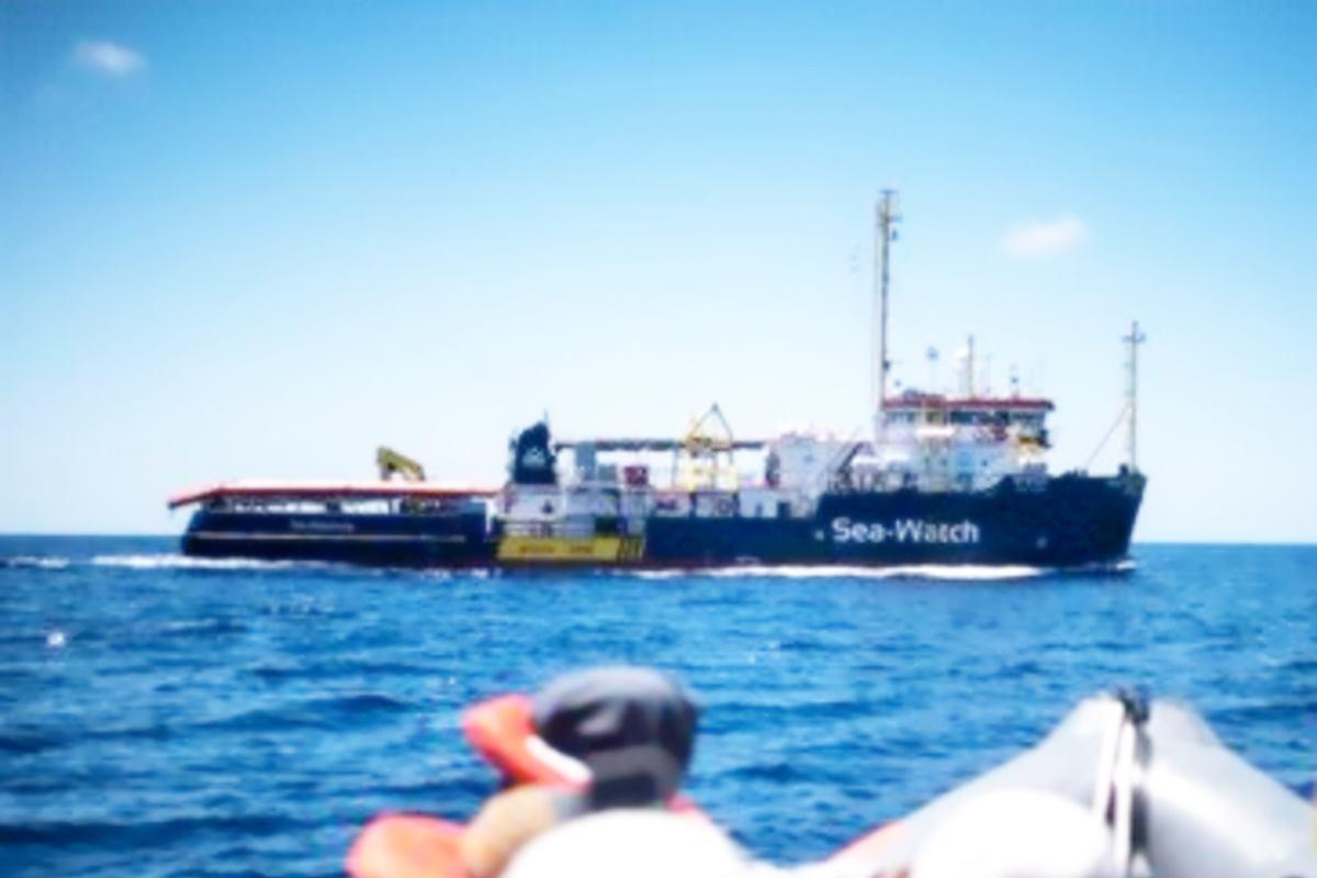 11esimo giorno in mare per i naufraghi della Sea-Watch e la feroce determinazione del Governo italiano nel non volerli accogliere