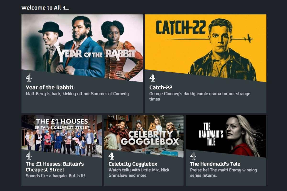 Ecco come fare per vedere la tv inglese o quella americana... e non solo!
