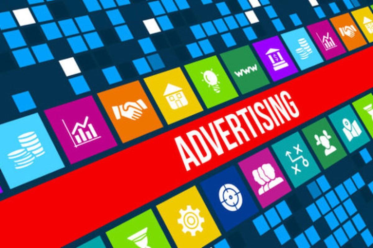 Mercato dell'advertising sul web sempre più in crescita