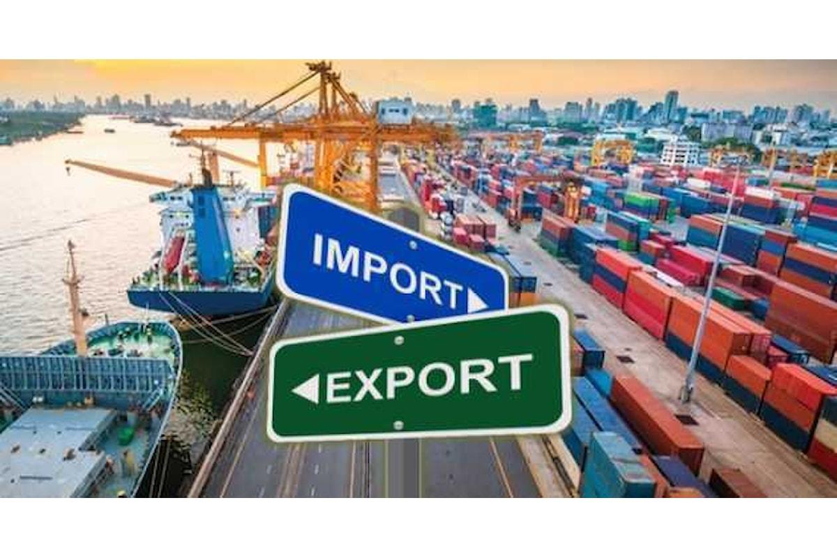Export italiano negli USA minacciato dai dazi di Trump