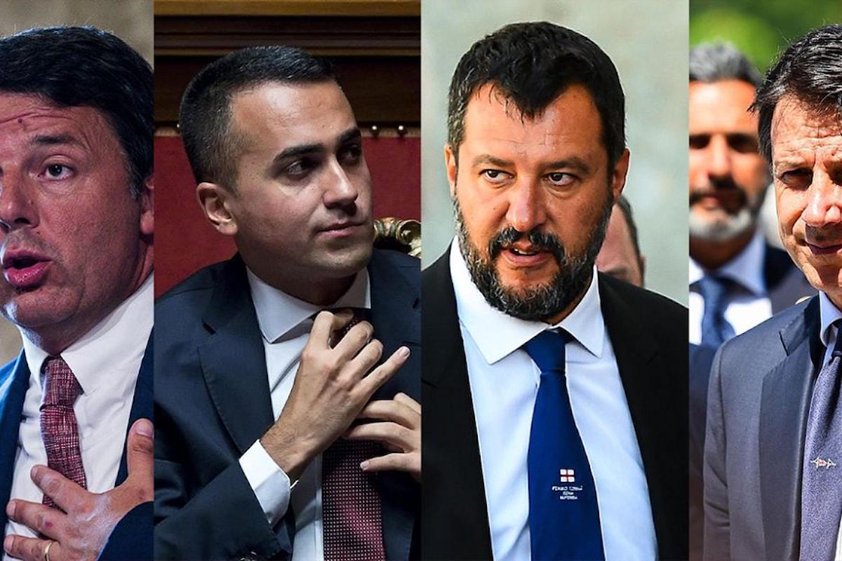 20 agosto 2019 Il Giorno del Giudizio per il Governo Salvini-DiMaio