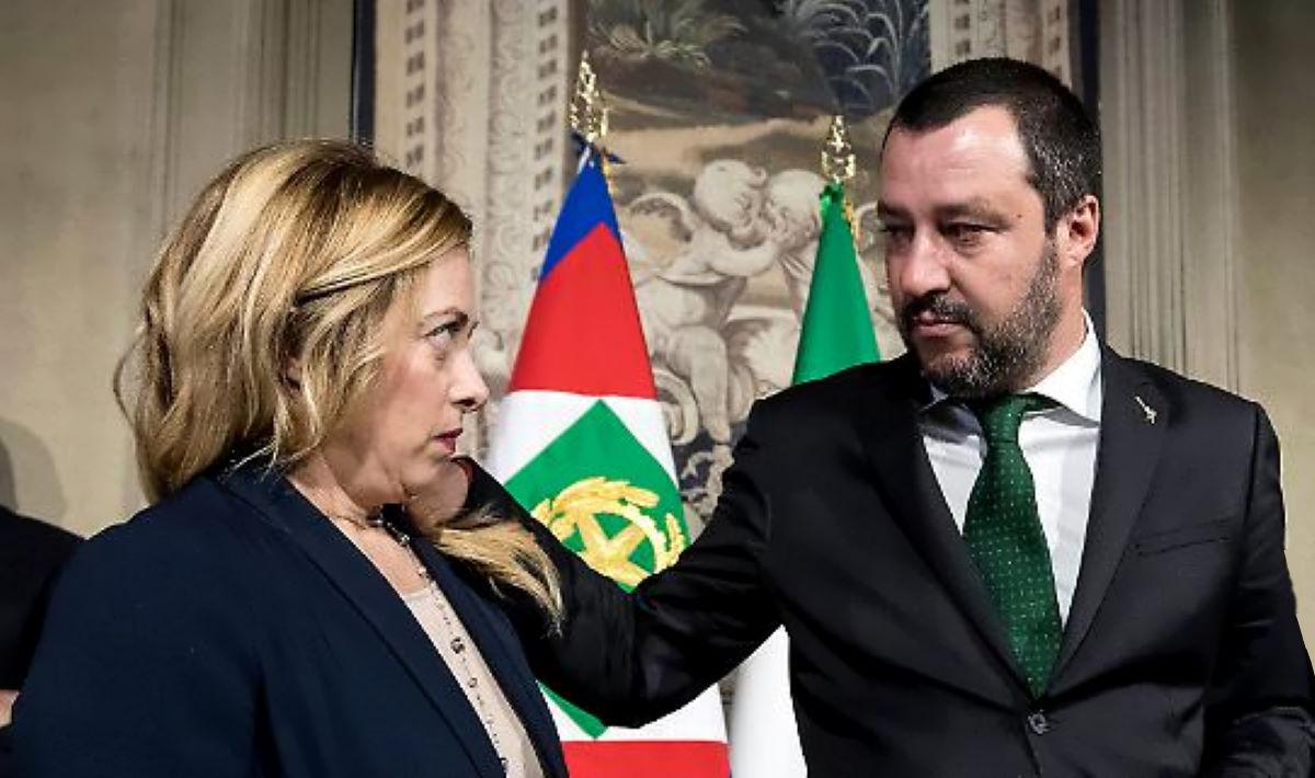 Per fascisti e sovranisti gli italiani devono scendere in piazza se non si andrà al voto