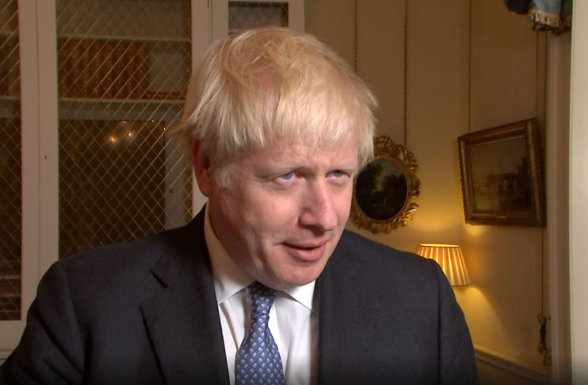 L'inutile appello di Johnson alla Merkel per cancellare il backstop dall'accordo sulla Brexit