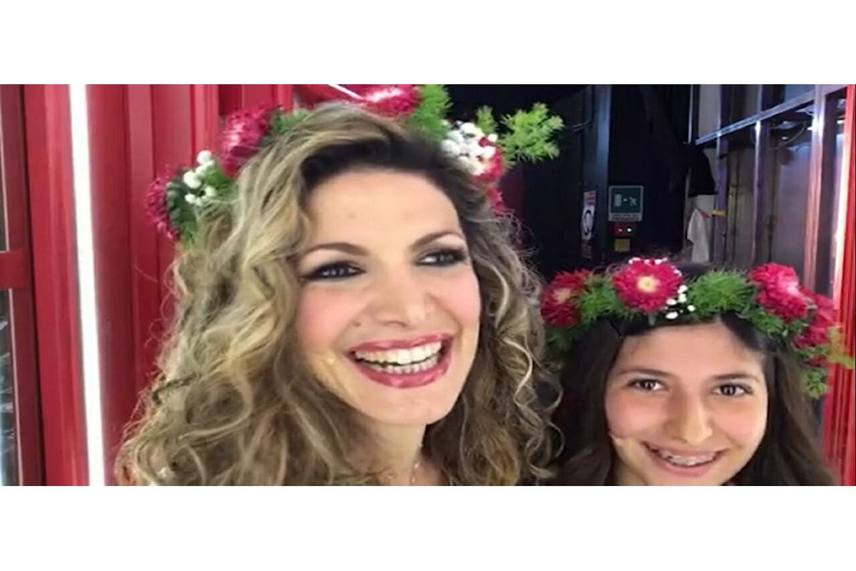 MARIA MONSE' torna a Miss Europe Continental 2019 con sua figlia Perla