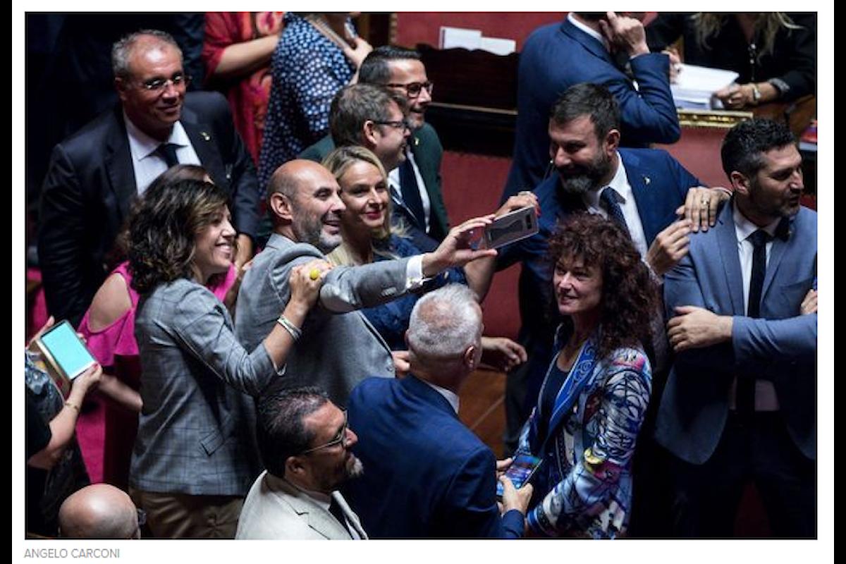 A Salvini piace vincere facile. Approvato il Decreto Sicurezza Bis. I 5 Stelle?