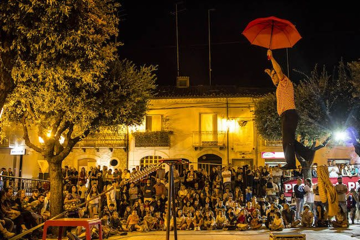 Il 9 agosto tornano i buskers a Mirabello Sannitico (CB) con la V edizione di Arte In Strada