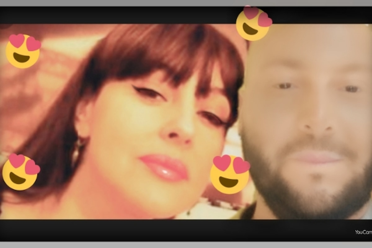 Andrea Ubbiali, selfie con Monica Bellucci... lo stylist: Regina indiscussa di bellezza e femminilità