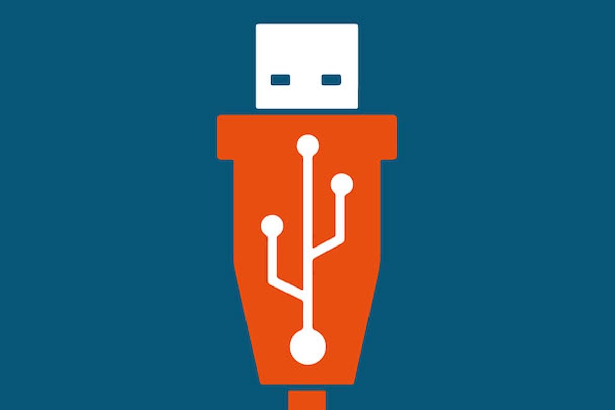 Il mitologico simbolo dell'USB