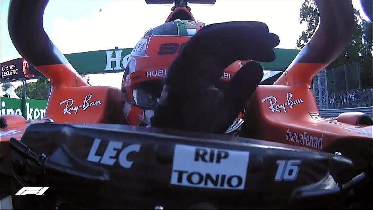 Monza, rocambolesca pole per Leclerc che beffa ancora una volta Hamilton