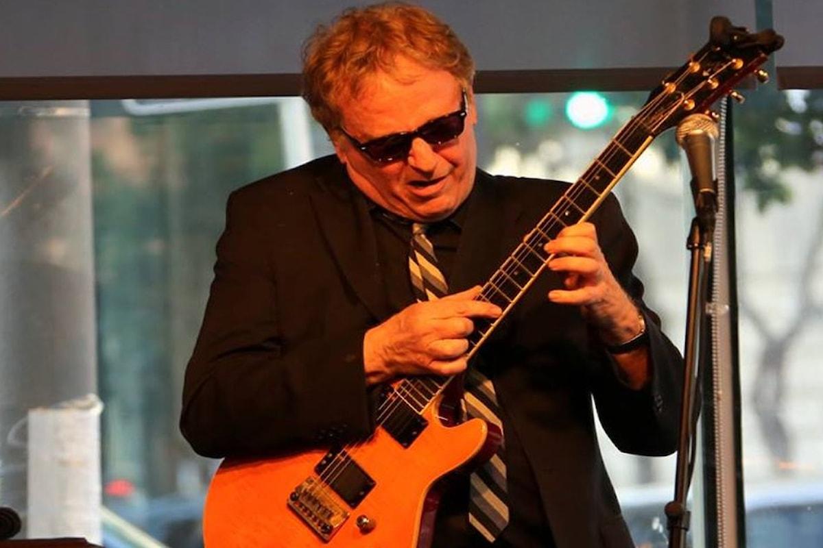 Il jazz del Barry Finnerty Quartet incanta Villa Pagoda a Genova