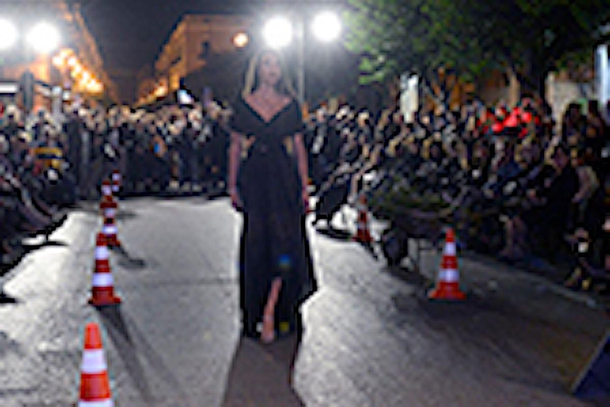 Grande successo per la stilista Emanuela Sorrento al Trani Fashion Street