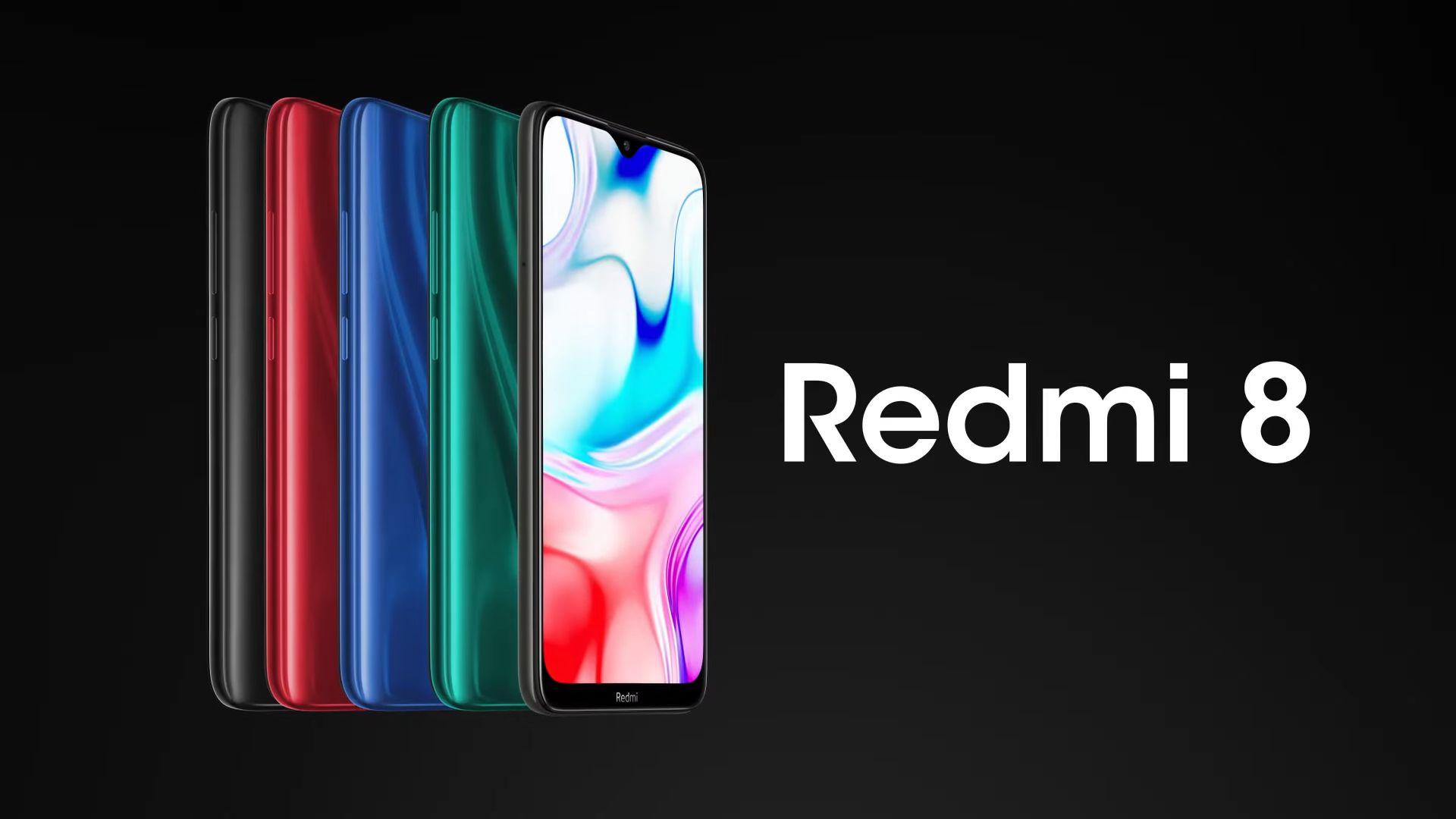 Redmi 8 è stato presentato ufficialmente: costa solo 100 euro, ma ha tutto quello che serve