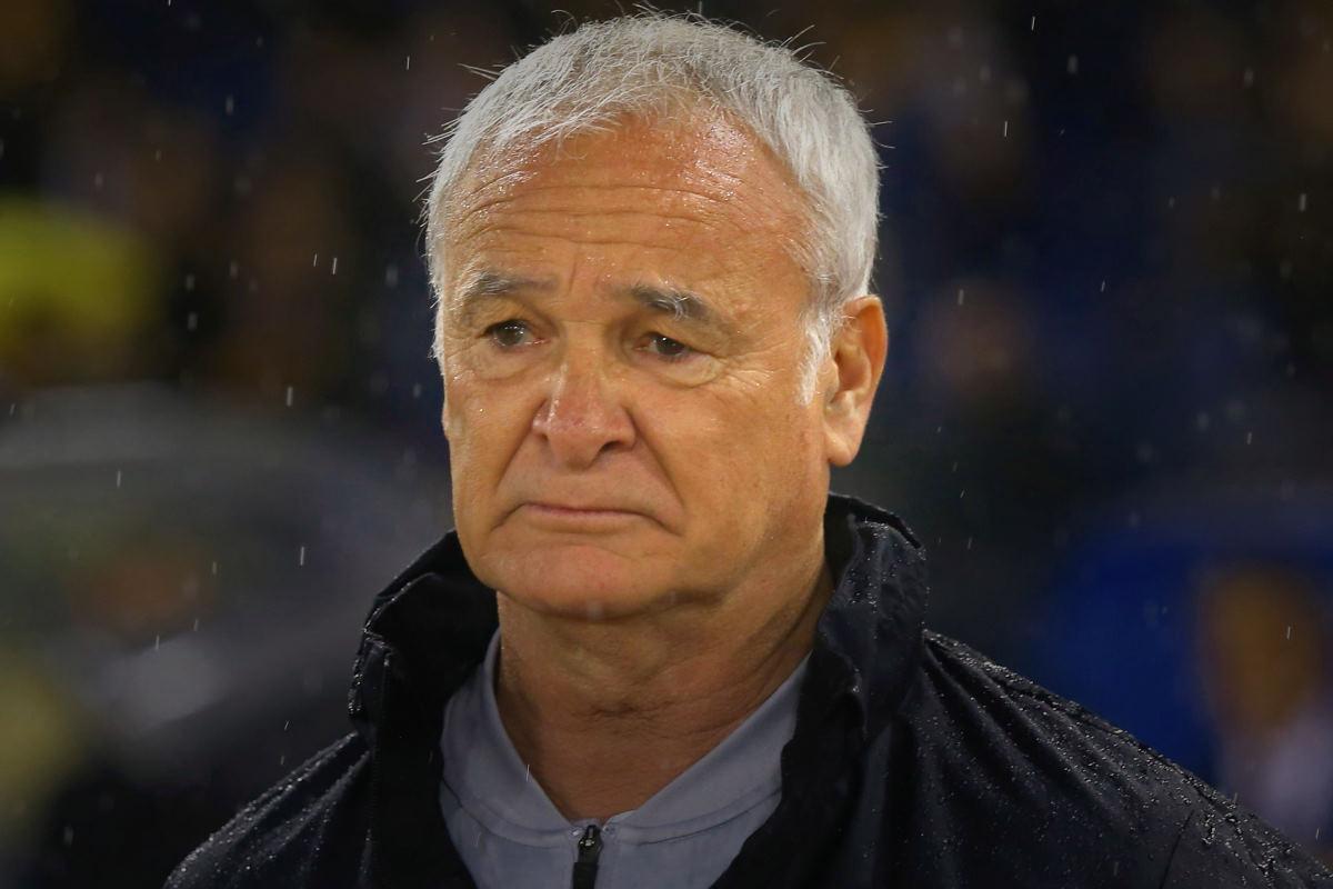 Adesso è ufficiale: Claudio Ranieri è il nuovo tecnico della Sampdoria