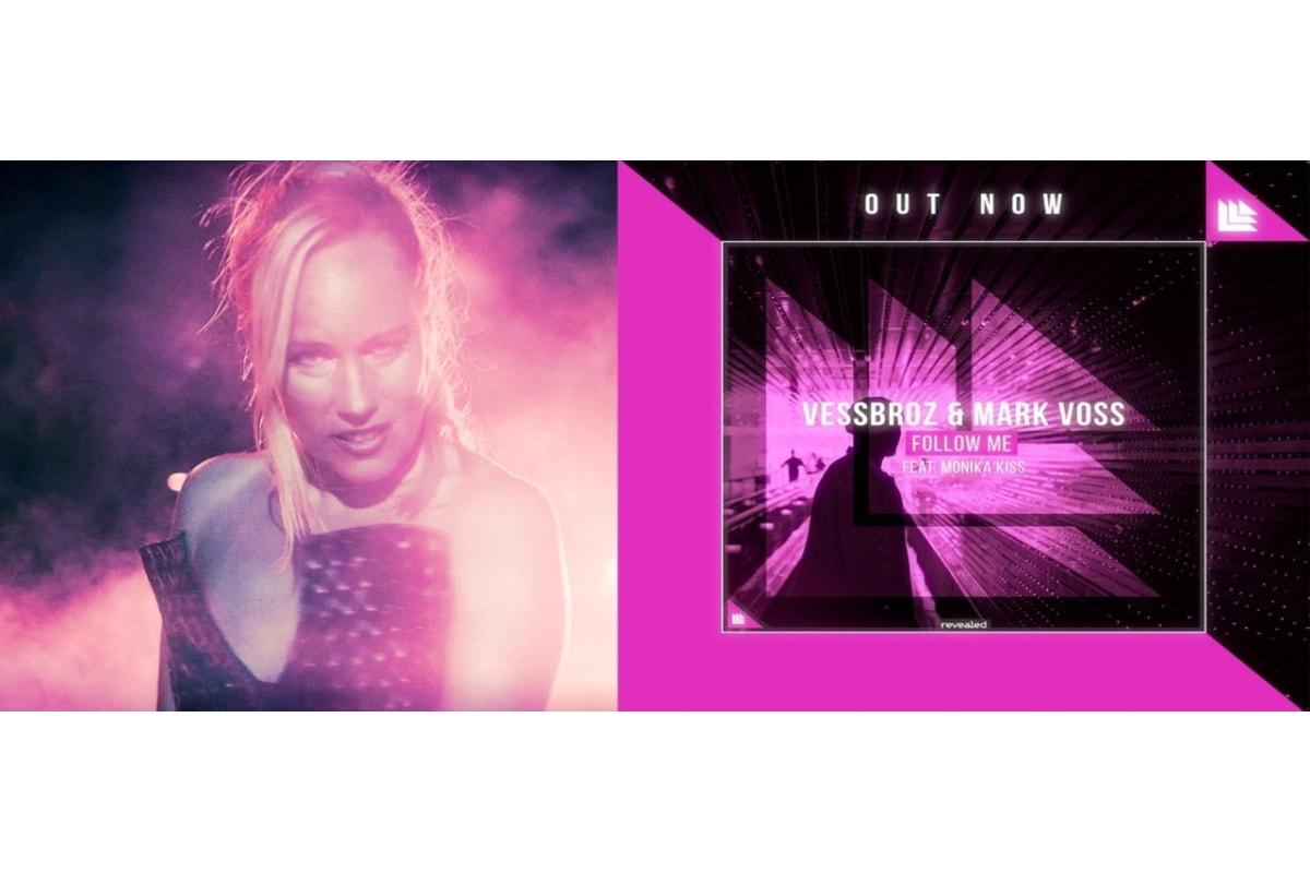 Monika Kiss pubblica Follow Me su Revealed, la label di Hardwell!