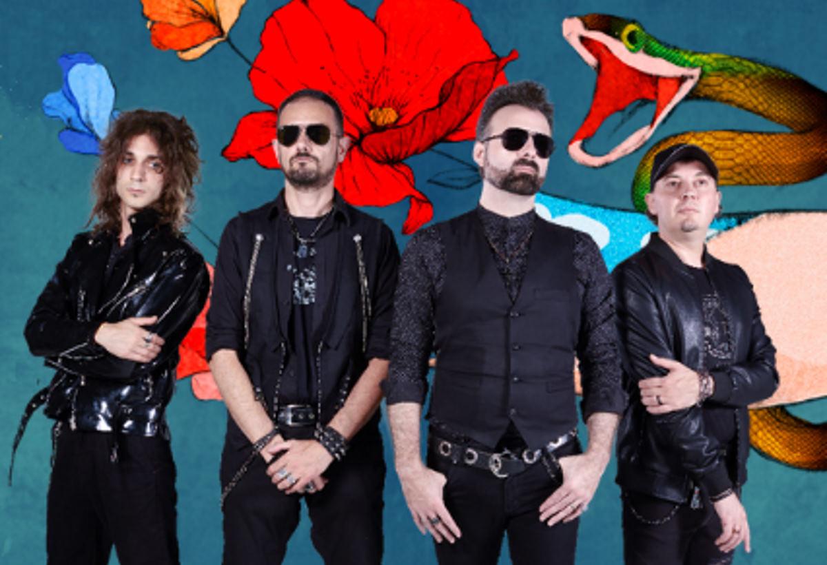 """NEWDRESS - """"LEIcontroLEI"""" è il nuovo album della band elettro-wave bresciana"""