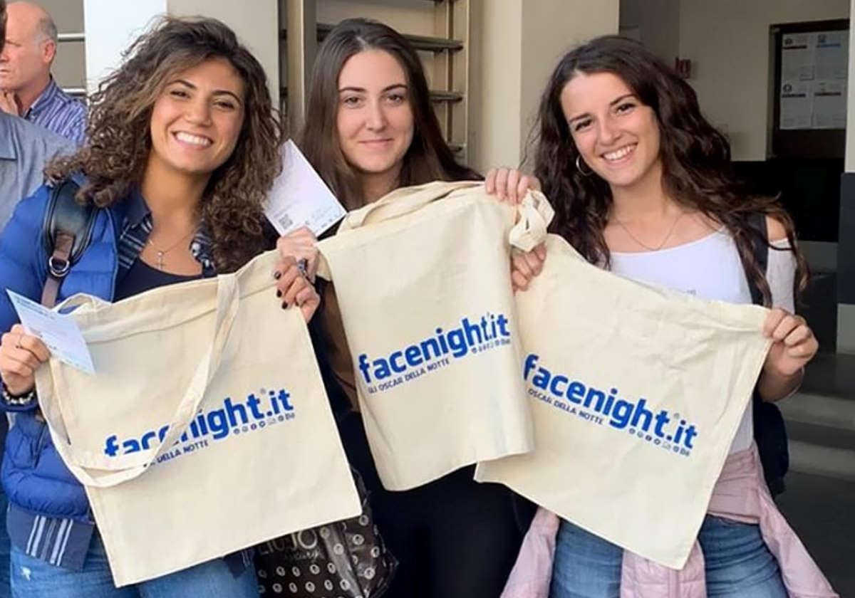 24 ottobre 2019, al Joia di Sant'Antimo (Na) l'ottava edizione di Premio Facenight