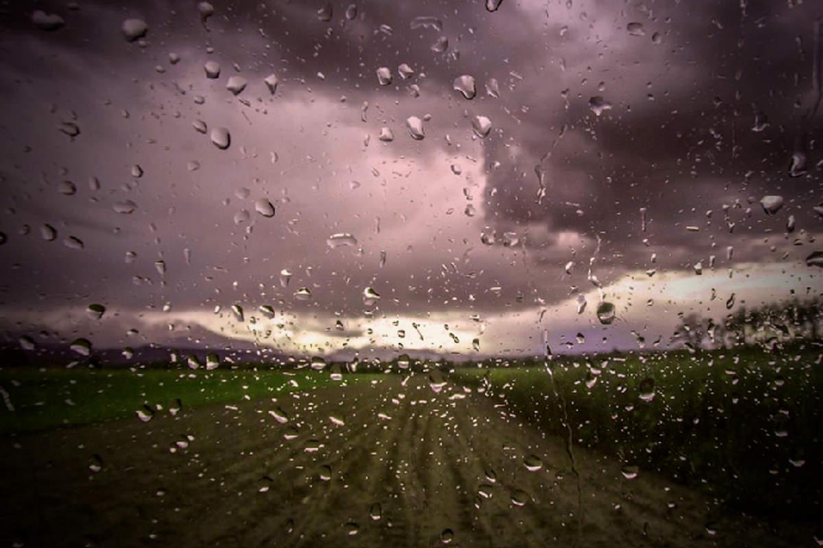 Un estate di san Martino sotto la pioggia con un'allerta arancione per Sicilia, Calabria e Basilicata