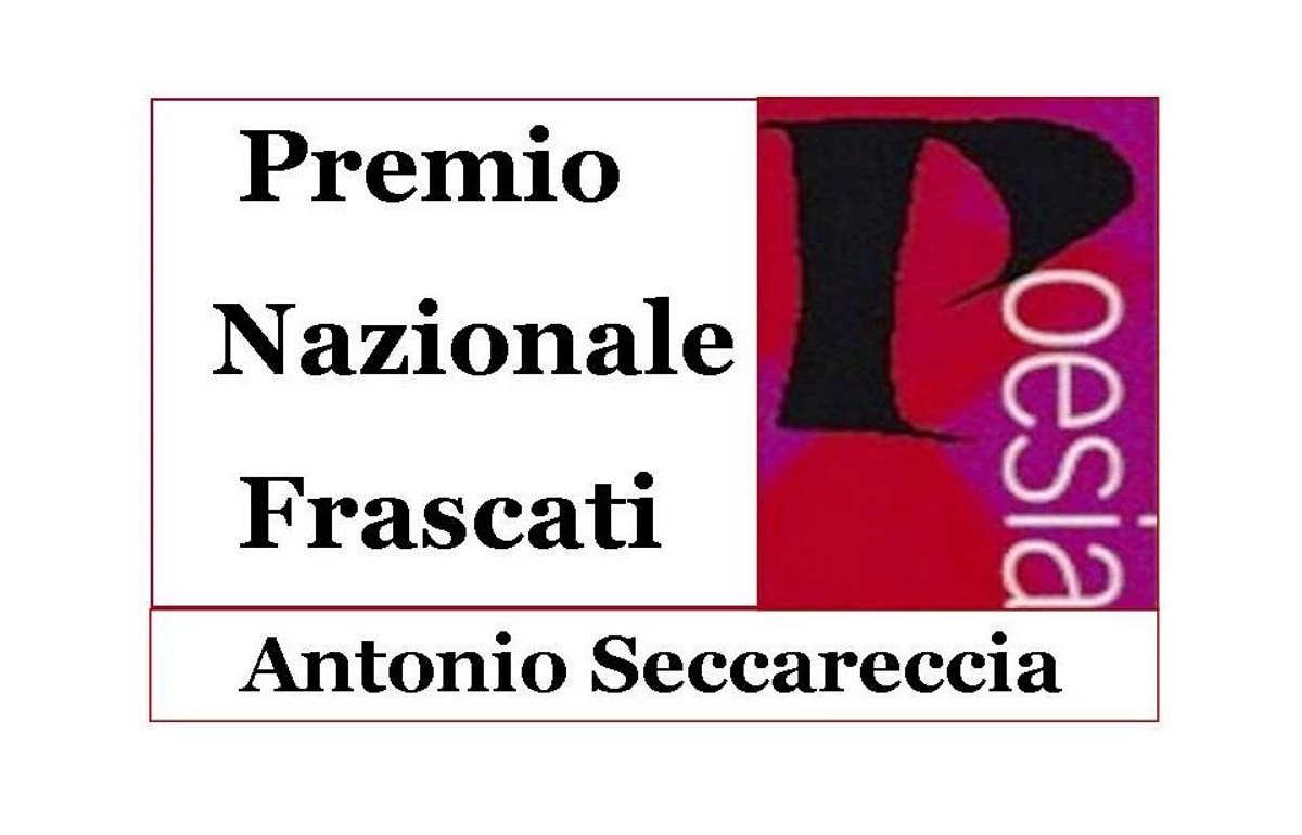 59.ma Edizione Premio Nazionale Frascati Poesia Antonio Seccareccia