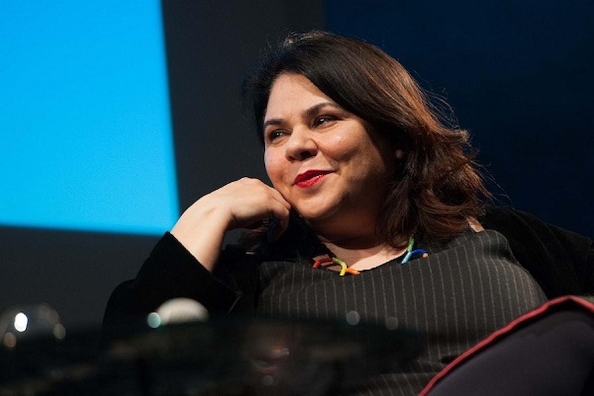 Per 'IO NON ODIO' appuntamento all'Auditorium Parco della Musica con Michela Murgia