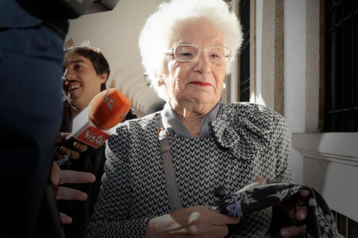Salvini: minacce alla Segre? Anche io ne ricevo quotidianamente