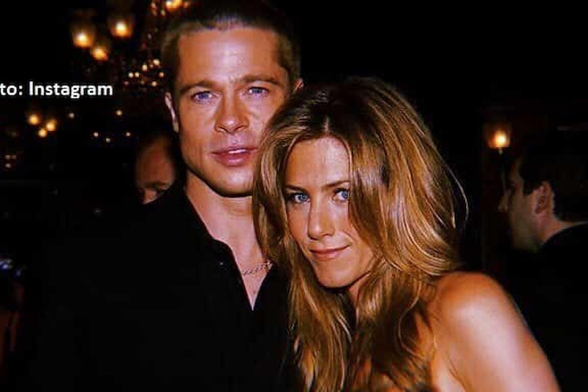 Brad Pitt: ecco il romantico regalo per Jennifer Aniston