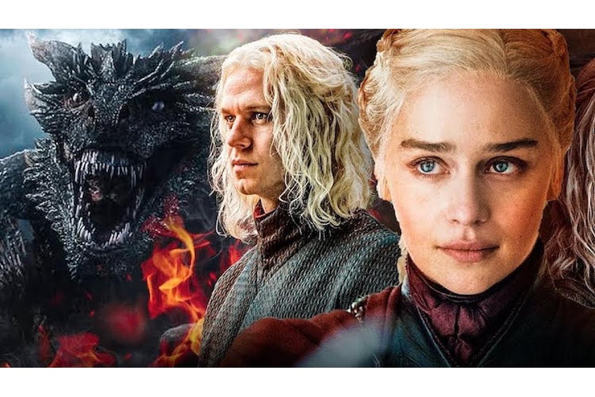 I prequel di Game of Thrones: Bloodmoon annullato, sostituito da House of the Dragon
