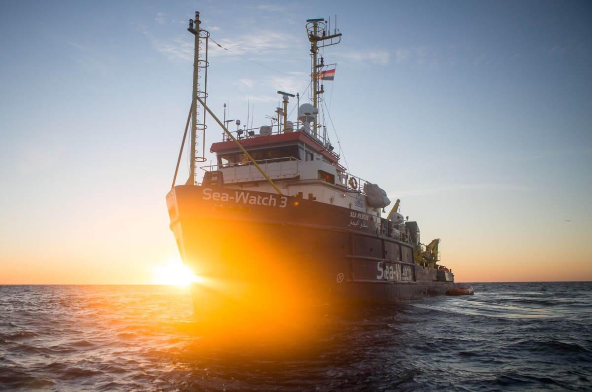 Dissequestrata la Sea-Watch3 che presto tornerà in mare per una nuova missione