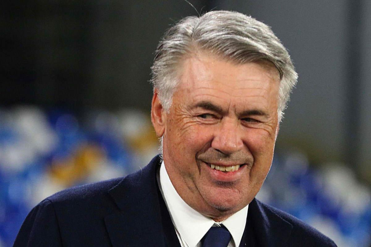 Ancelotti si è già sistemato: guiderà l'Everton per quattro anni e mezzo