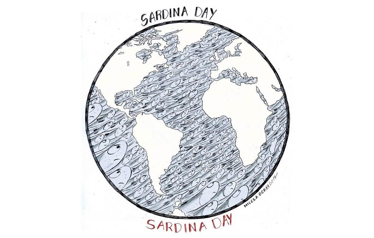 14 dicembre, il giorno della sardina