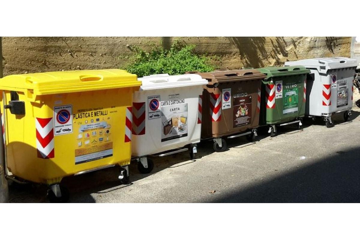 Milazzo (ME) - Smaltimento rifiuti: stop a Natale, raccolta dell'umido a Santo Stefano