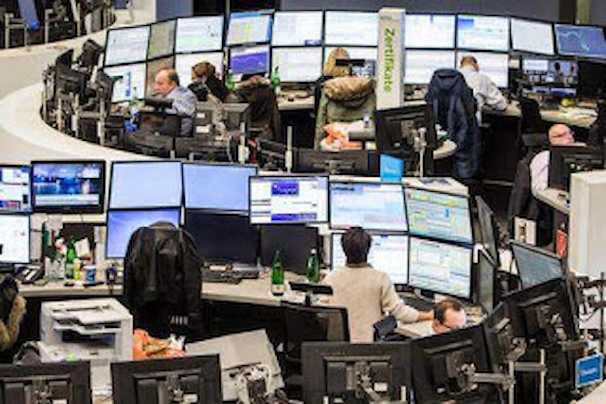 Finanza e mercati, spunto positivo per la borsa del Giappone