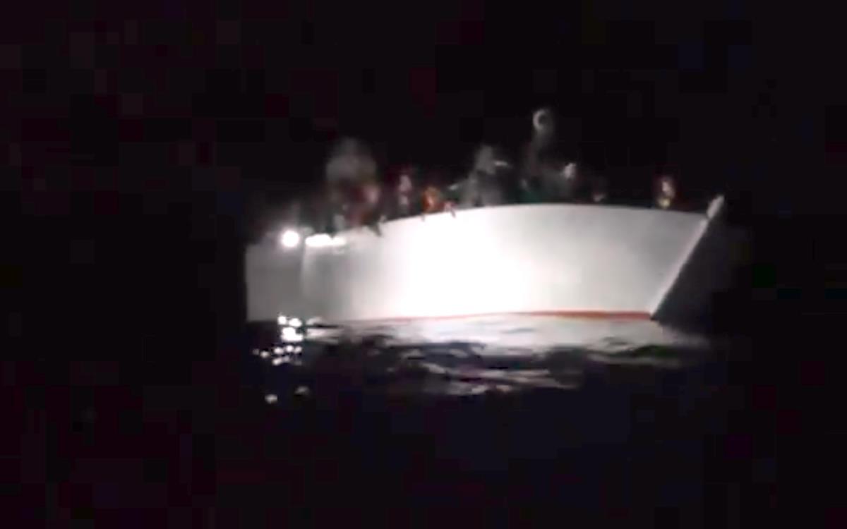 Continua l'opera di salvataggio nel Mediterraneo da parte di Ocean Viking e Alan Kurdi