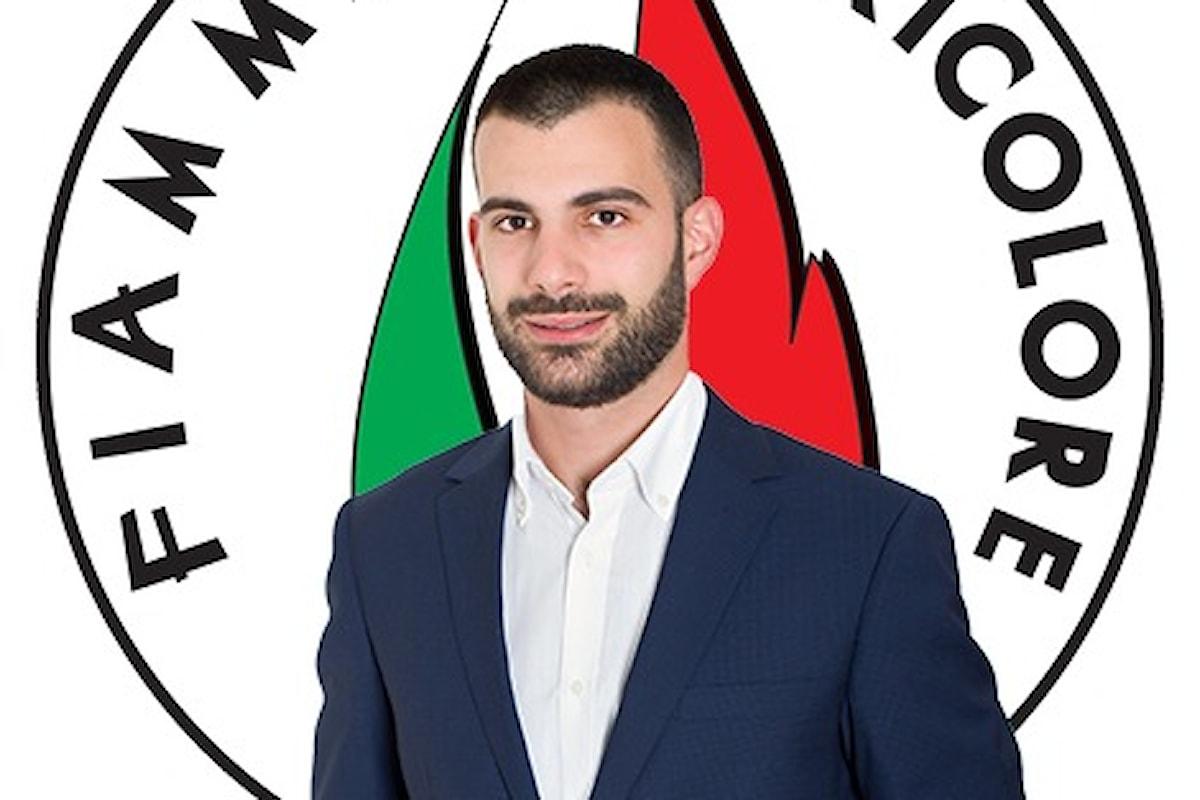 Mammino nominato Vice Segretario Provinciale del Movimento Sociale Catania